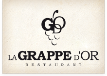 Restaurant La Grappe d'Or - Saint Peray